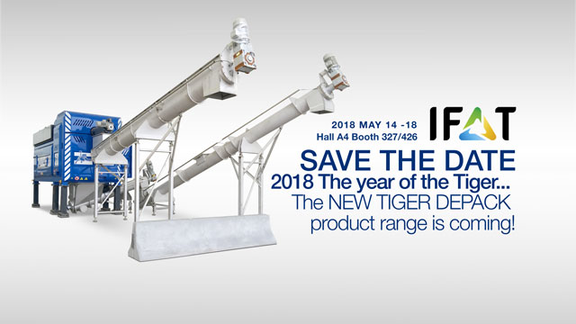 Save the Date Ifat 2018 Tiger Depack